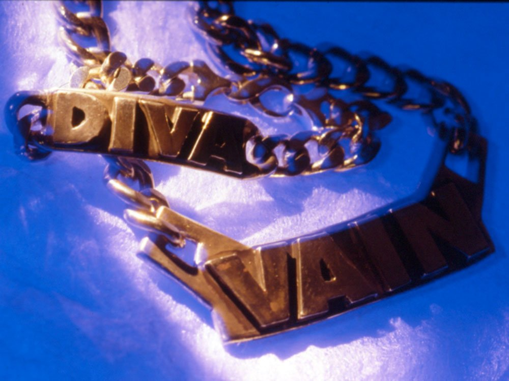 Diva Bracelet and Vain Necklace