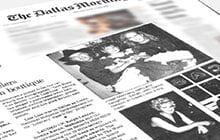 Dallas Morning News May 1992