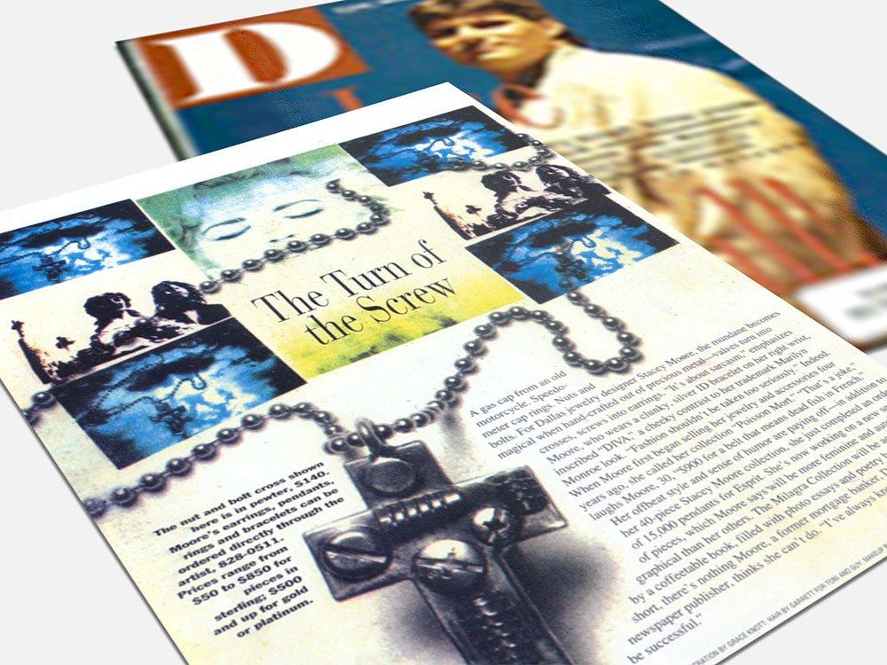 D Magazine April 1993