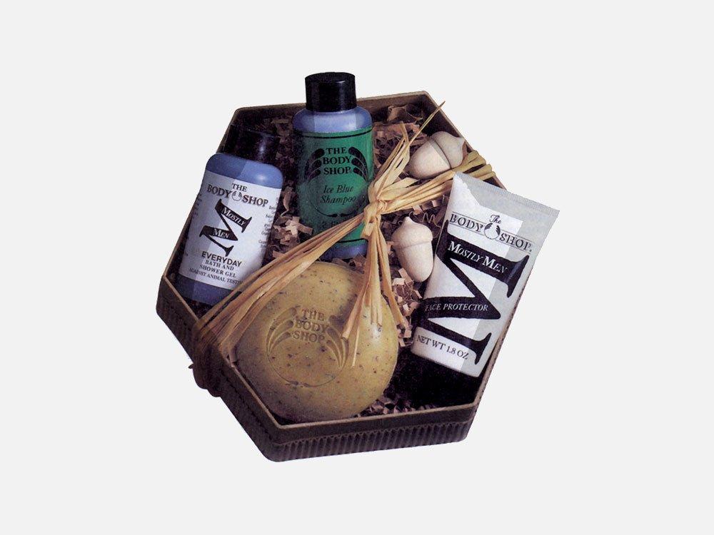 Body Shop Packaging