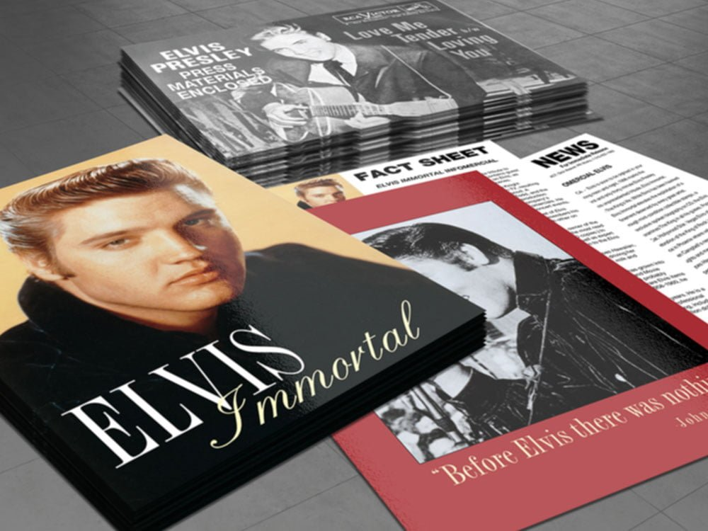 Elvis Immortal Press Kit