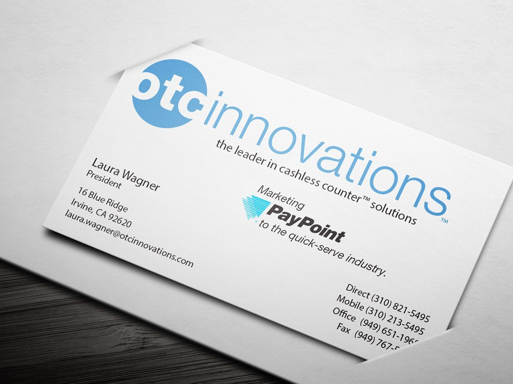 OTC Innovations Business Card