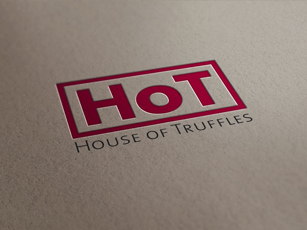 House of Truffles Logo
