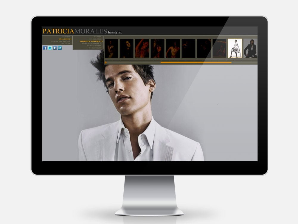Patricia Morales Gallery Page