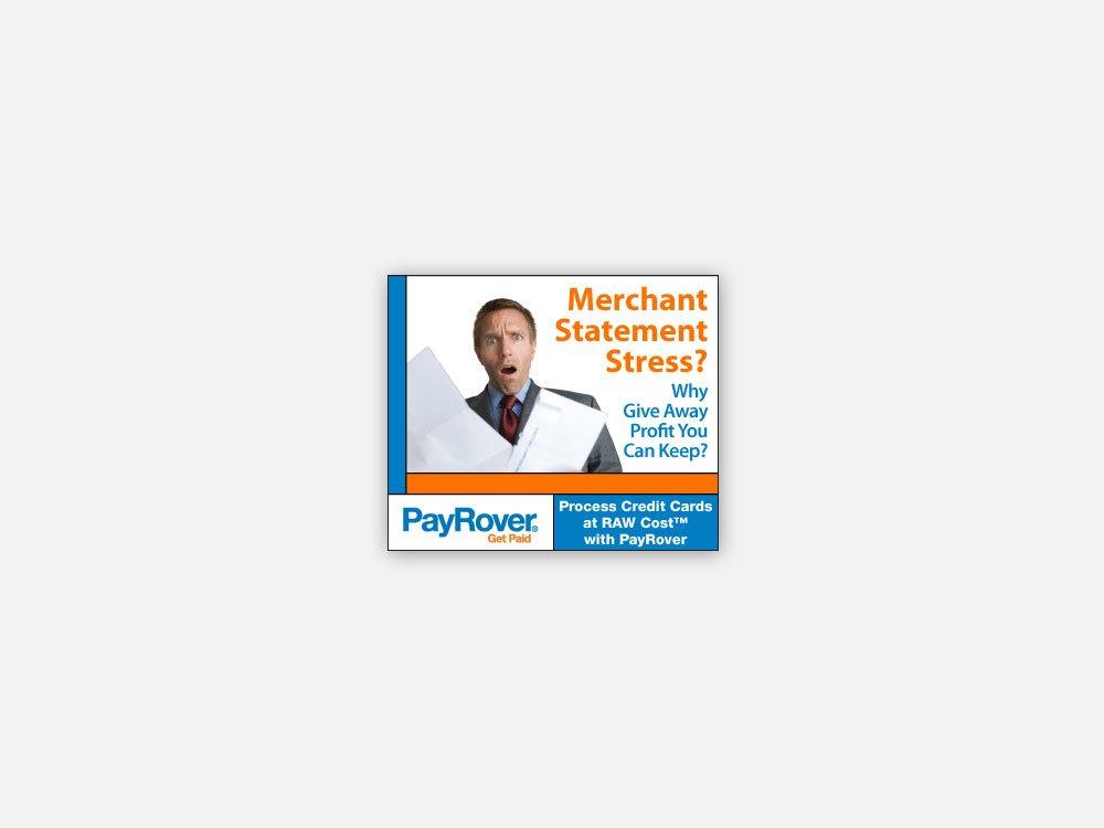 Merchant Statement Stress Campaign