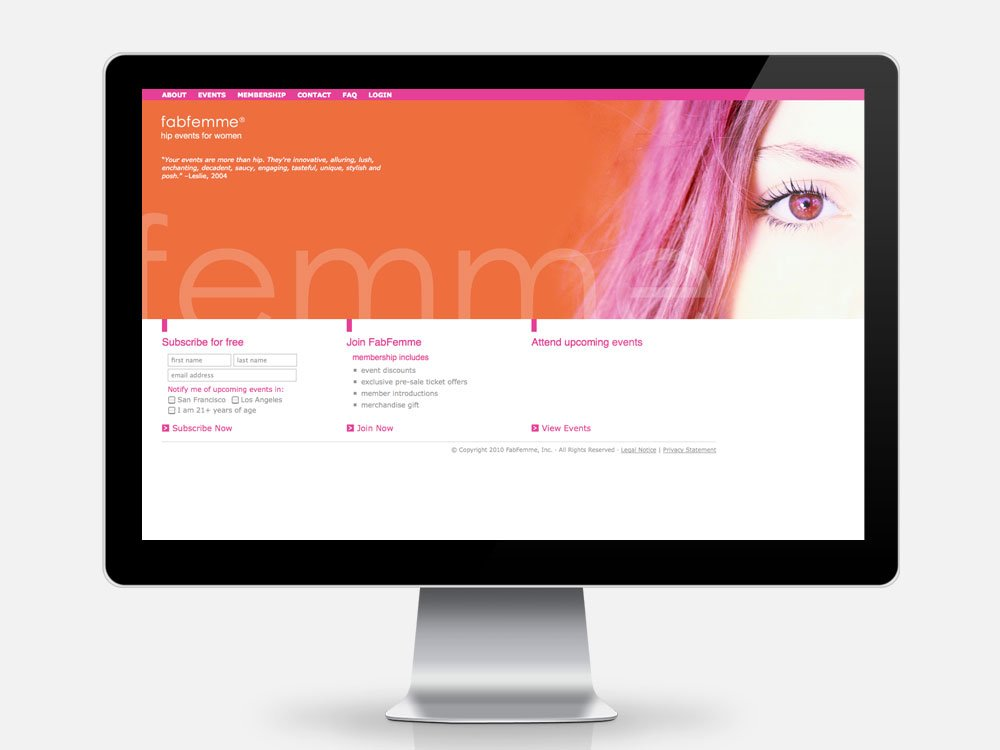 FabFemme Home Page