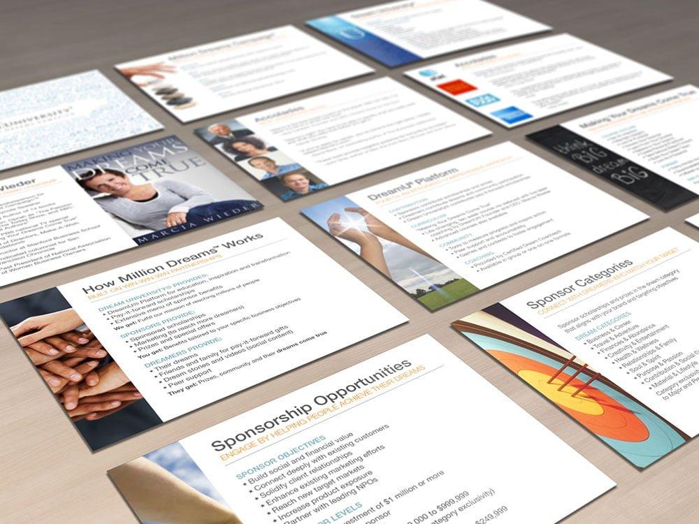 Sponsorship Slide Deck