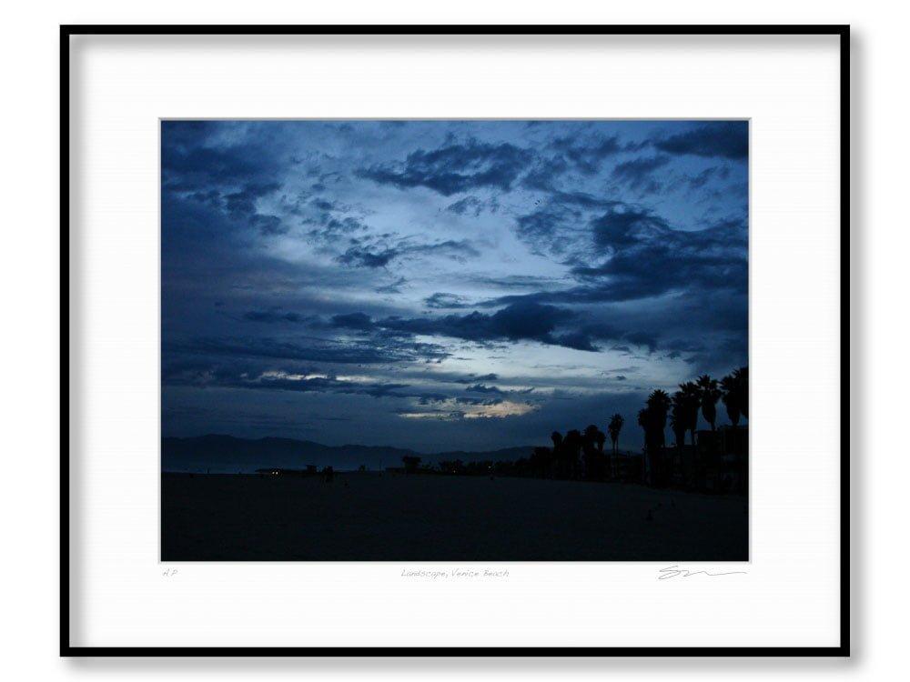 Landscape, Venice Beach