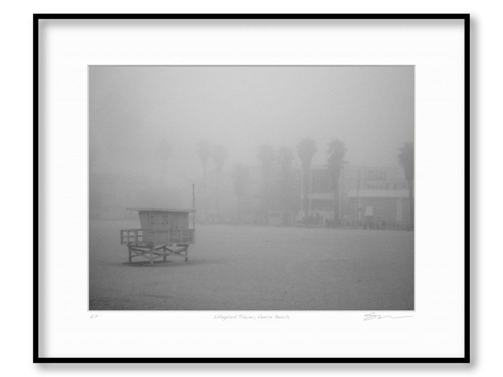 Lifeguard Tower, Venice Beach