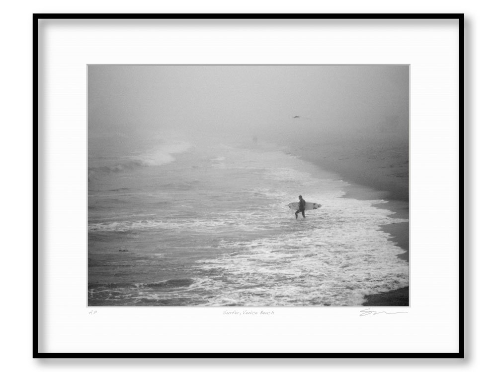 Surfer, Venice Beach