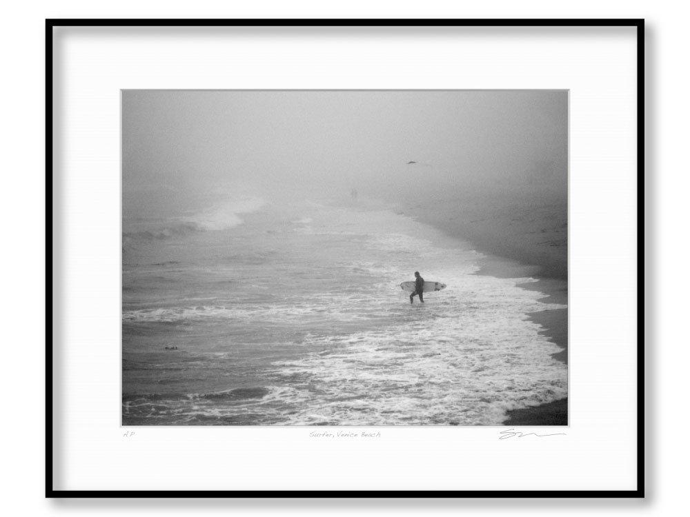 Surfer, Venice Beach