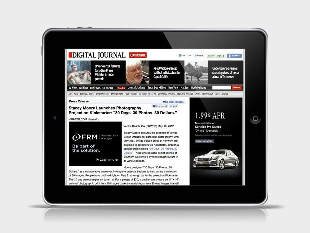 Digital Journal Story