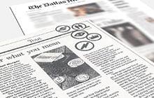 Dallas Morning News January 1995
